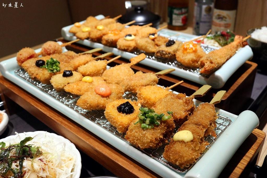 37874915641 4661d34b2a b - 熱血採訪|天串元祖串楊,中友百貨美食,日式串揚炸物、串燒烤物還有酥脆噴汁的炸牛排丼飯