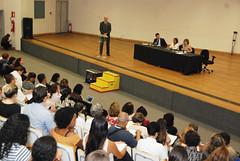 24/10/2017. Abertura do Curso Capacitação de Políticas Públicas. Fotos: Adão de Souza/PBH