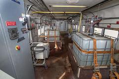 LIRR Work Train Fights Slippery Leaf Slime