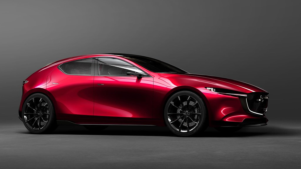 Mazda reveals Kai Concept and Vision Coupe