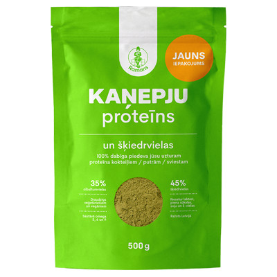 Ramans Hemp Protein and Fiber