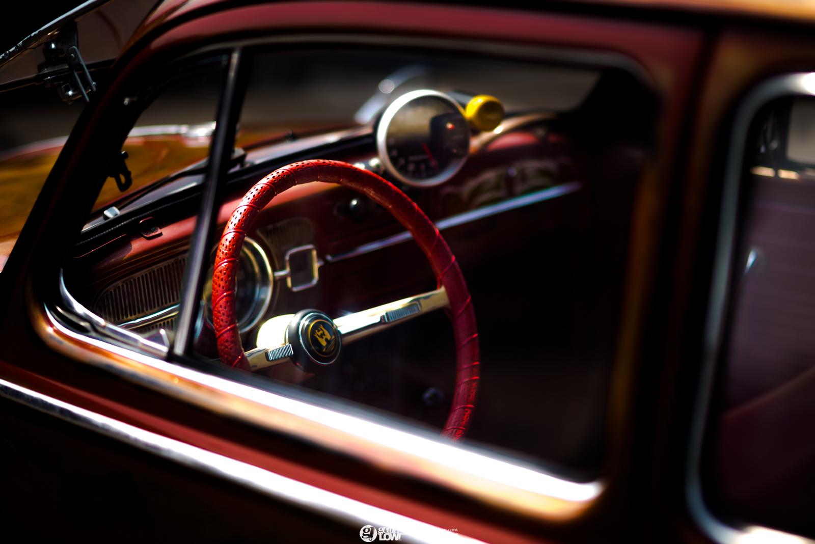 Andi Tjandra 1965 VW Beetle