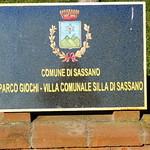 Parco giochi Località Silla di Sassano