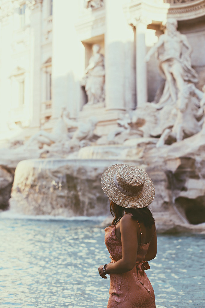 The Little Magpie Rome Travel Diary