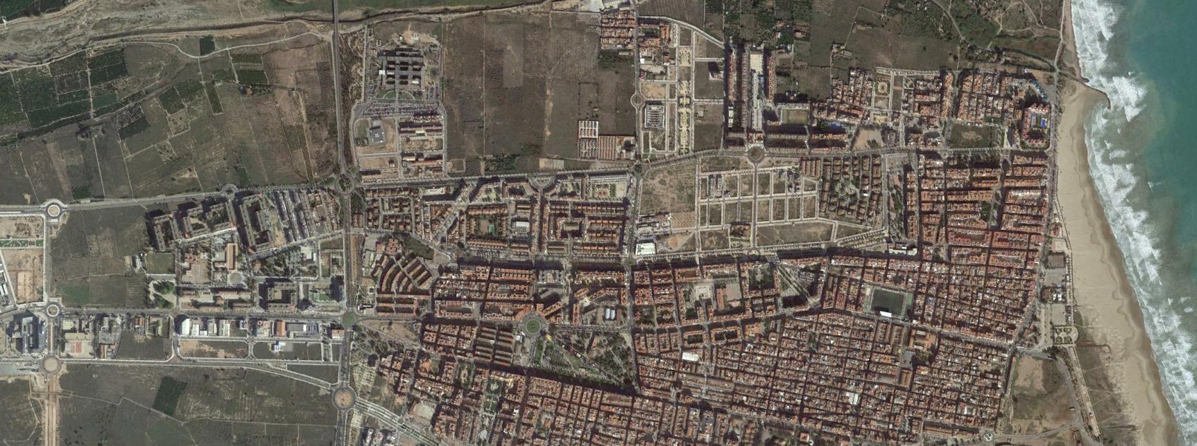 port de sagunt, valencia, no te ajunt, después, urbanismo, planeamiento, urbano, desastre, urbanístico, construcción, rotondas, carretera