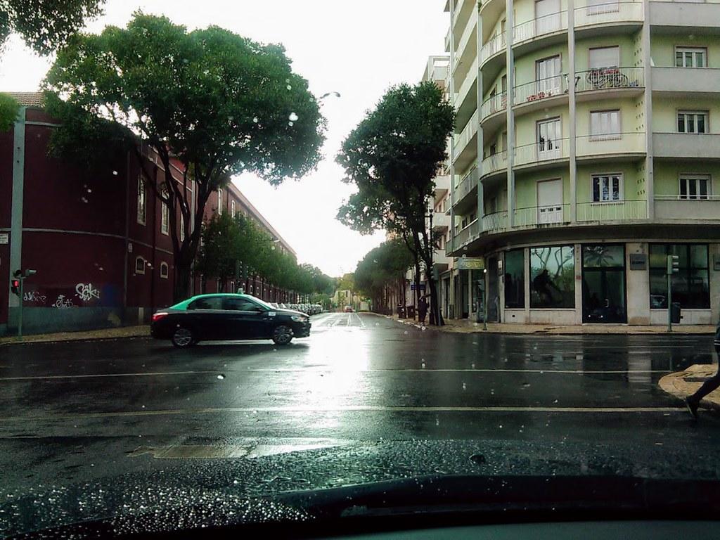 Rua Estefânia, Lisboa — (c) 2017