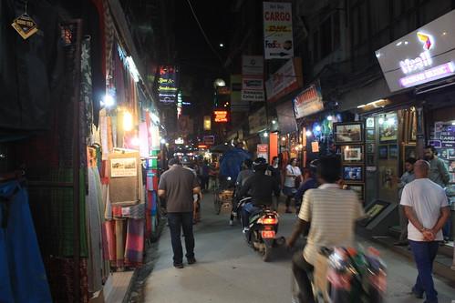 J4 : 24 septembre 2017 : Katmandou et Durbar Square