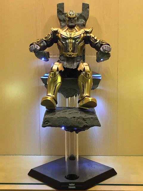 1/6 Thanos On Throne