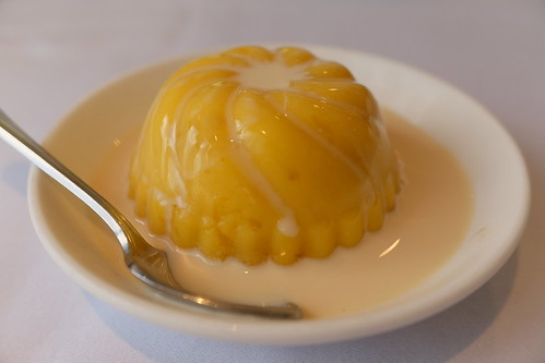 mango pudding Hong Kong Metropol restaurant 14