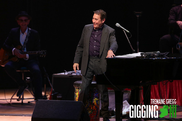 Jools Holland at The Waterfront Hall Belfast