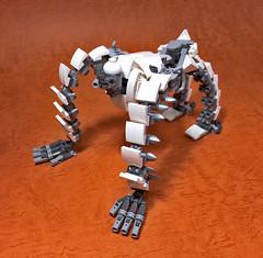 LEGO LAPUTA Robot Soldier-10