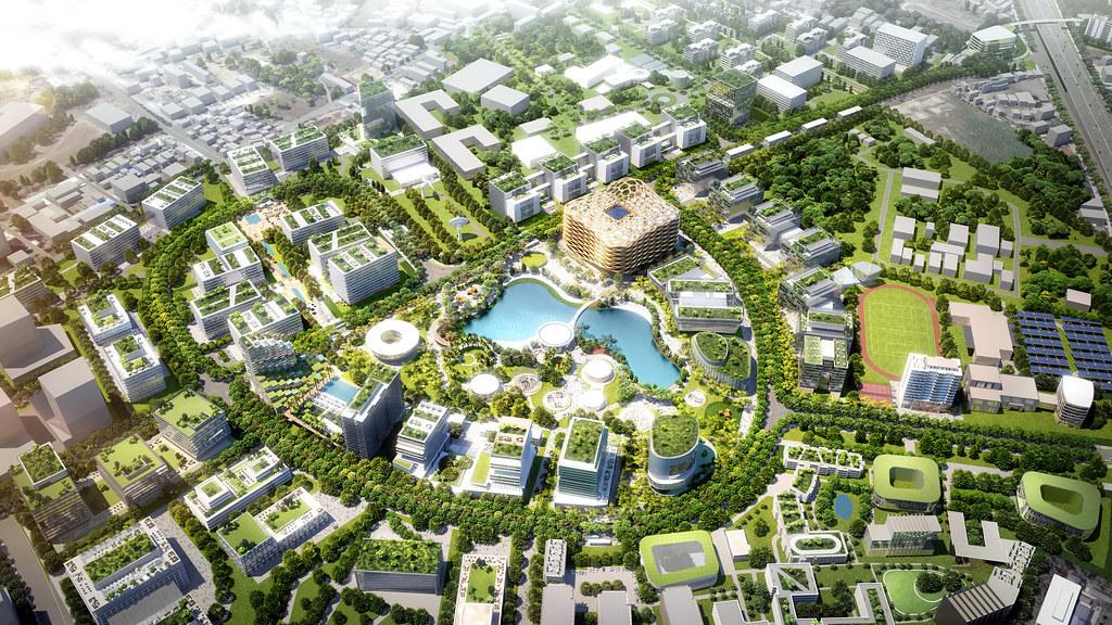 Thailand Digital Park Master Plan 2