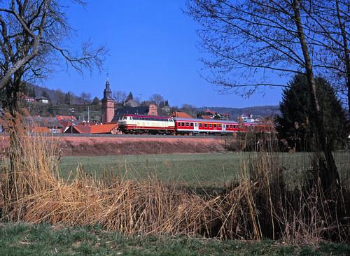 Der Schatz der Westfrankenbahn