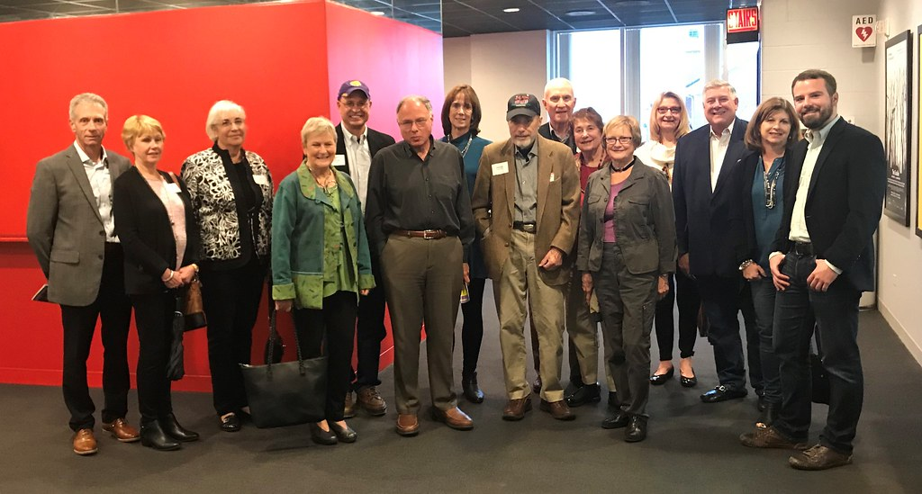 Steppenwolf Theatre Alumni & Friends Event, 10/122/17