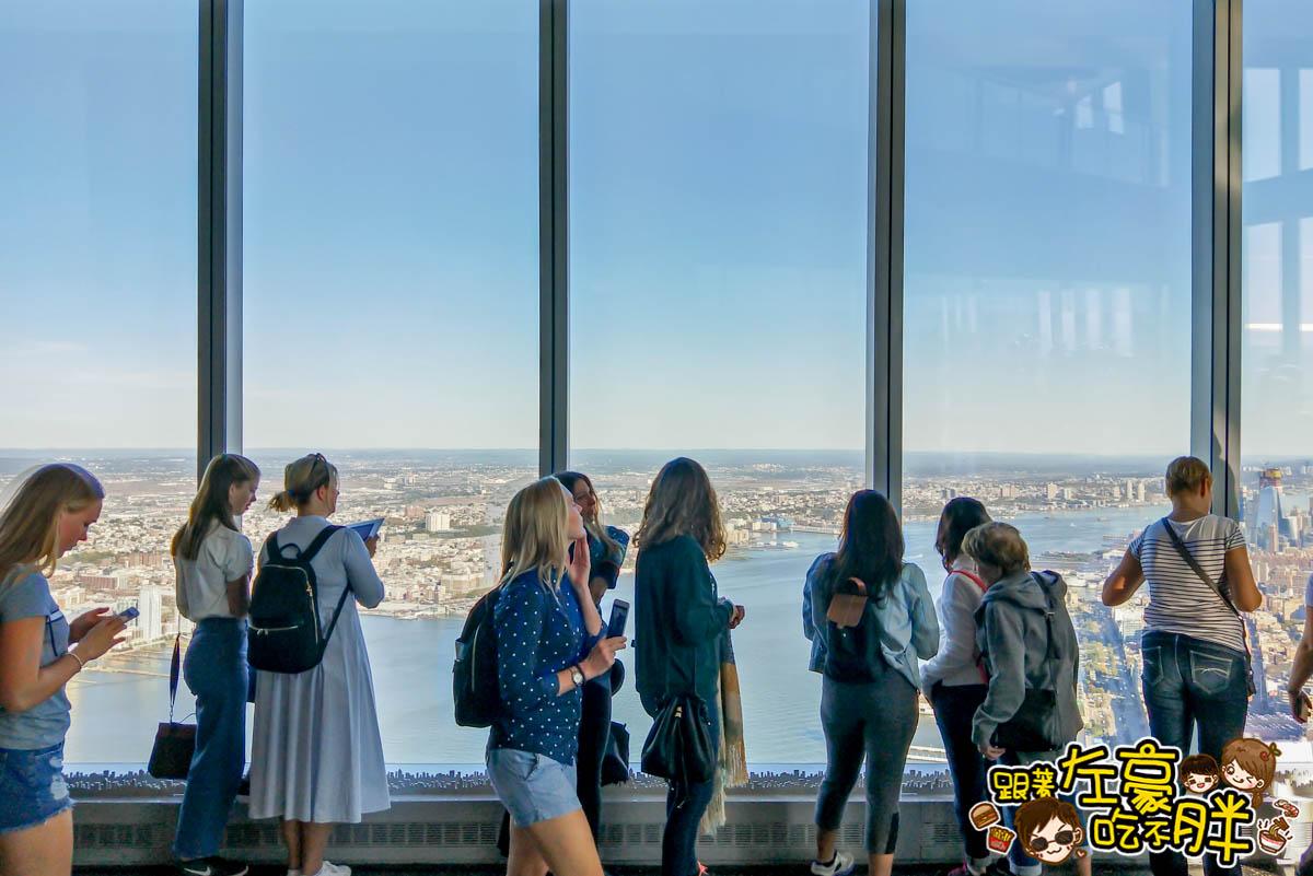 美國景點-世貿一號樓-52