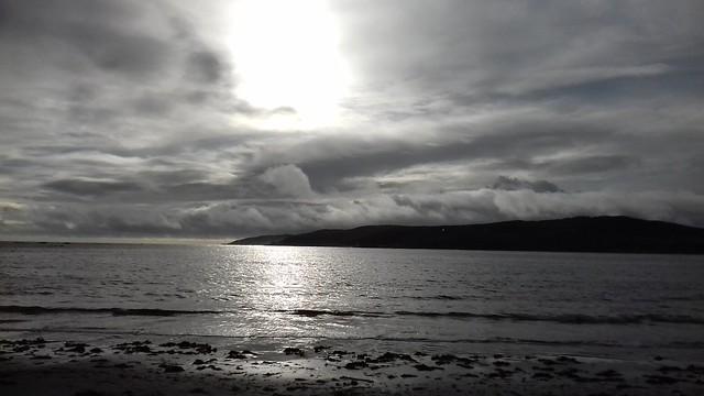 View across Kilnaughton Bay from Port Ellen