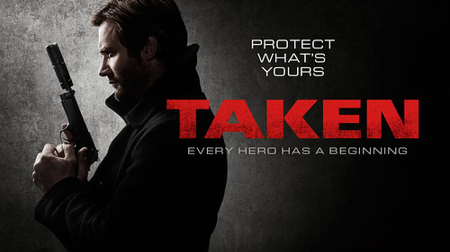 Taken - TV Series - Poster 1