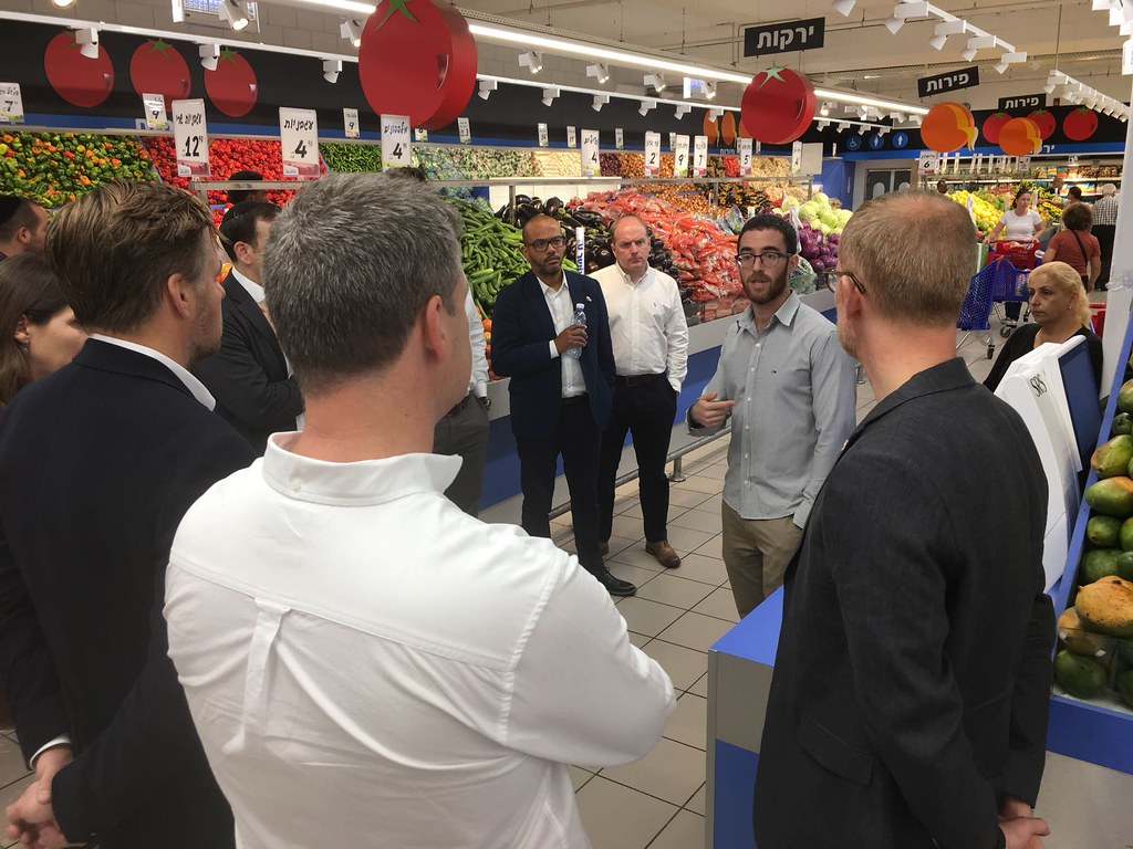 Retail Tech Delegation to Israel