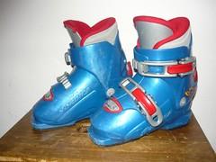 Dětské lyžařské boty NORDICA 16,5-17cm - titulní fotka