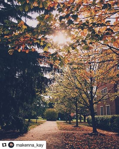 Fall looks good on Valpo.