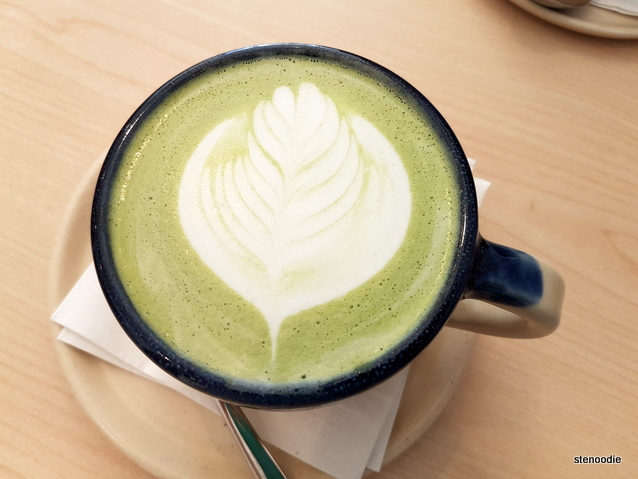"""Kyoto Love"" (White Chocolate Matcha Latte)"