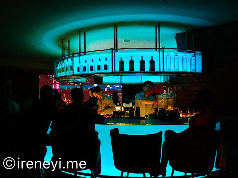 上海夜景酒吧-Vue Bar