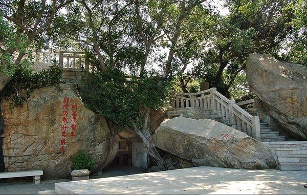 蟹眼泉是金門第一名泉