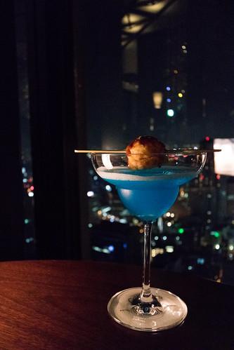 CONRAD OSAKA コンラッド大阪 ラウンジ