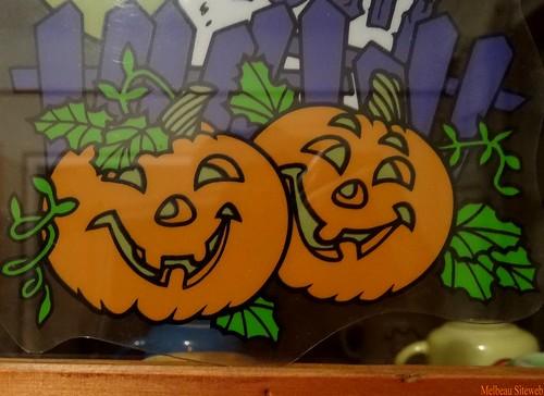 Par un soir d'Halloween