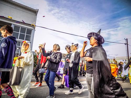 Edison Halloween Parade-35