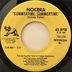 NOCERA:SUMMERTIME, SUMMERTIME(LABEL SIDE-B)