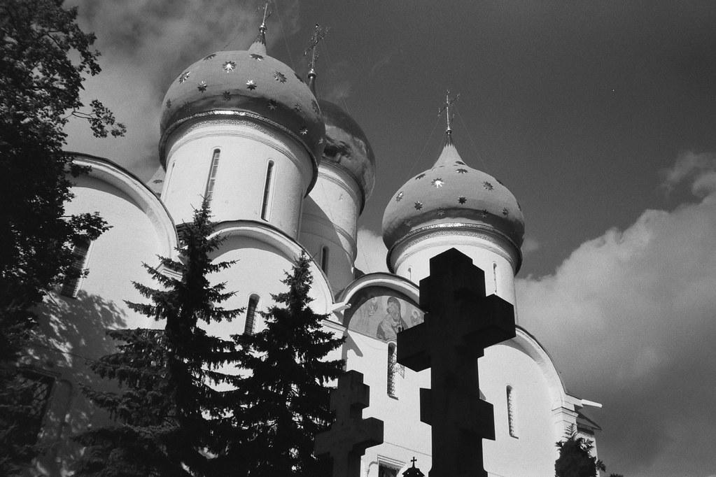 In the Trinity-Sergius Lavra