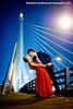 Thailand Bangkok Rama VIII Supension Bridge Wedding Photography | NET-Photography Thailand Wedding Photographer