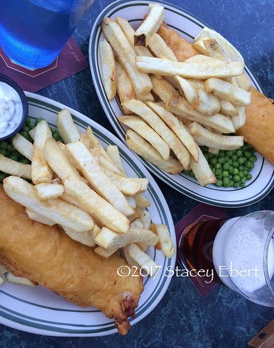 Finding British fish and chips in San Diego. From Through the Eyes of an Educator: Eyes Wide Open