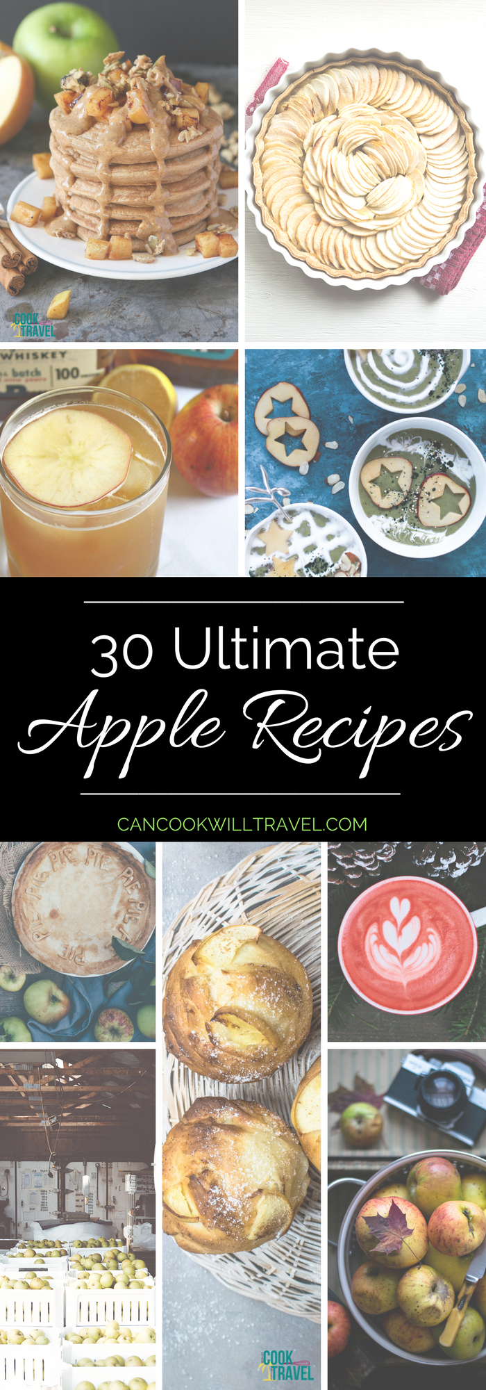 Ultimate 30 Apple Recipes_Tall