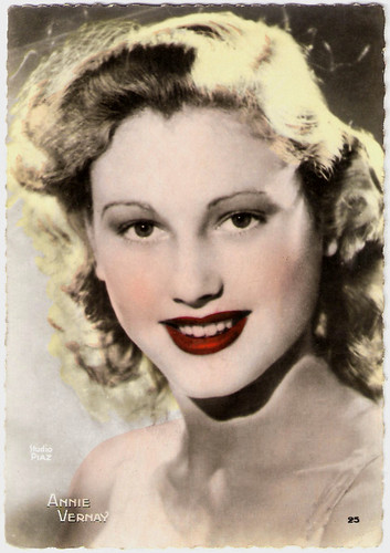 Annie Vernay