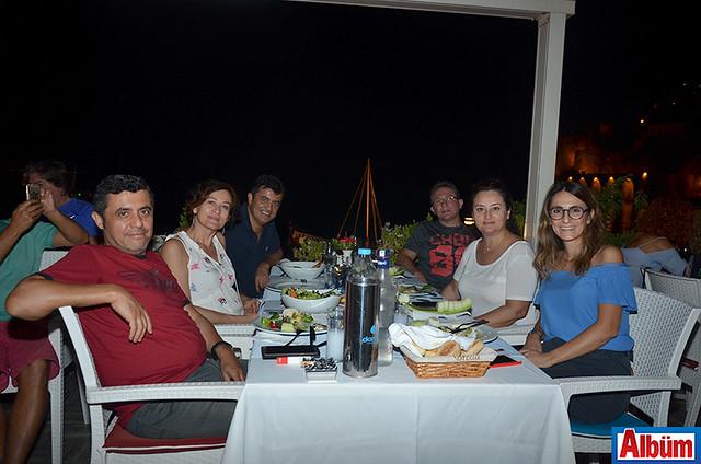 Mustafa Tuğlu, Emel Köseoğlu Tuğlu, Zeki Tuğlu, Emre Argun, Hayriye Sadullahoğlu Argun, Ümran Demiral Tuğlu