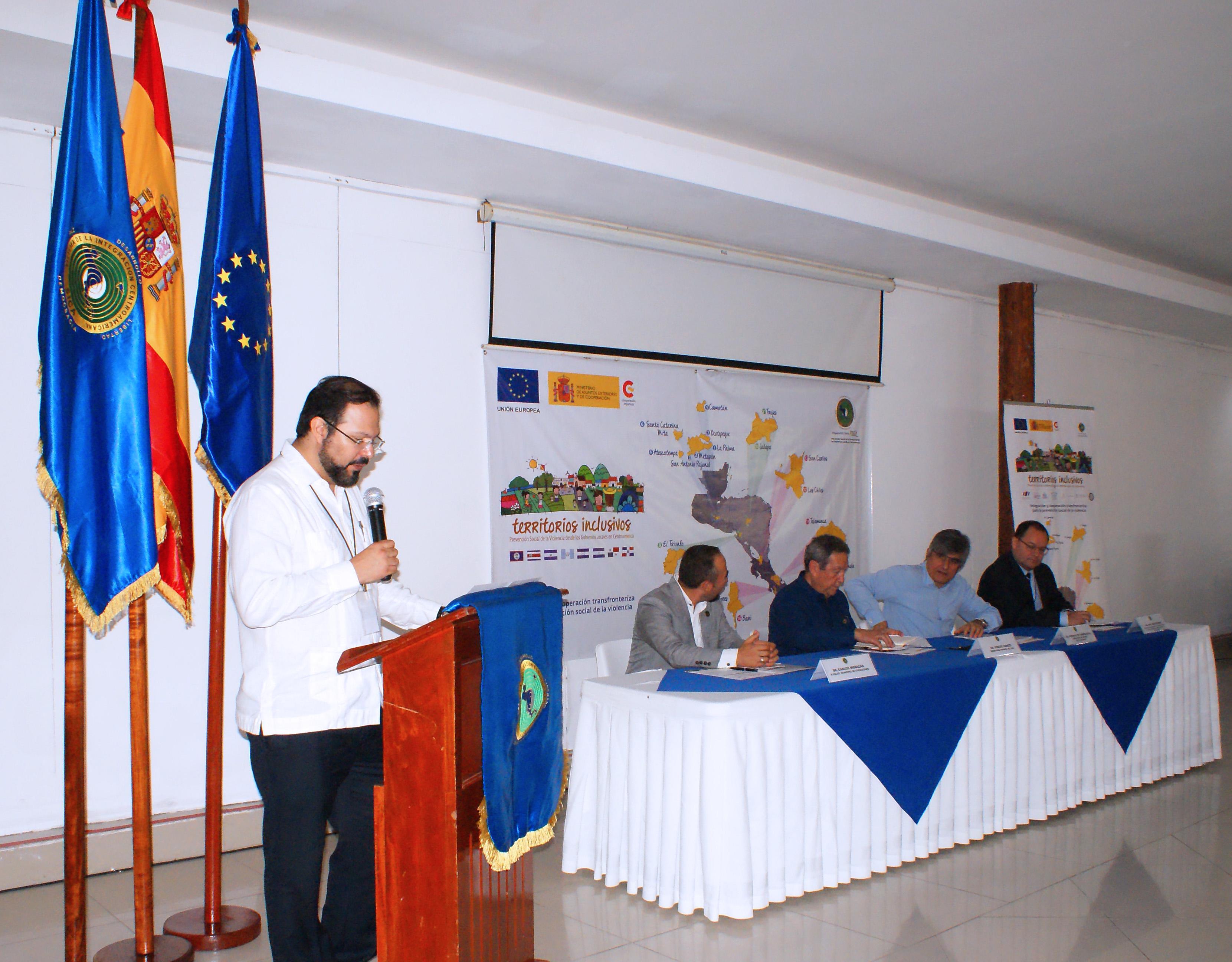 Encuentro Regional SICA