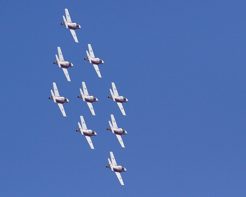 IMG_4692 Canadian Forces Snowbirds