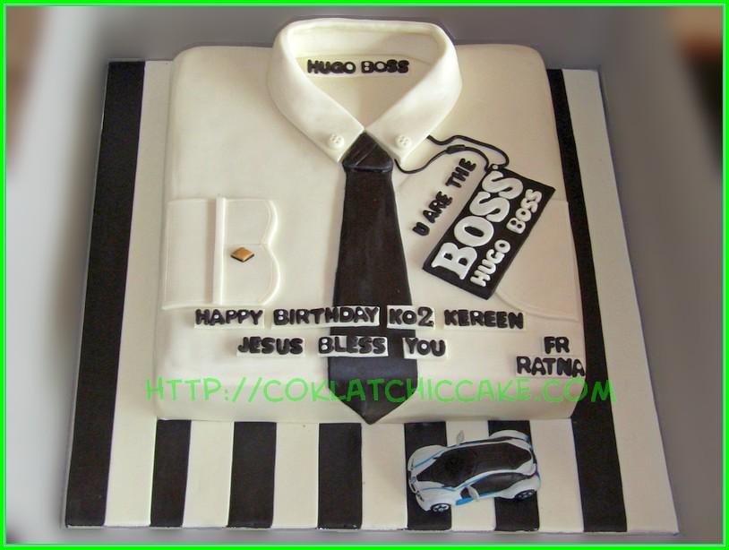 Cake Branded Shirt