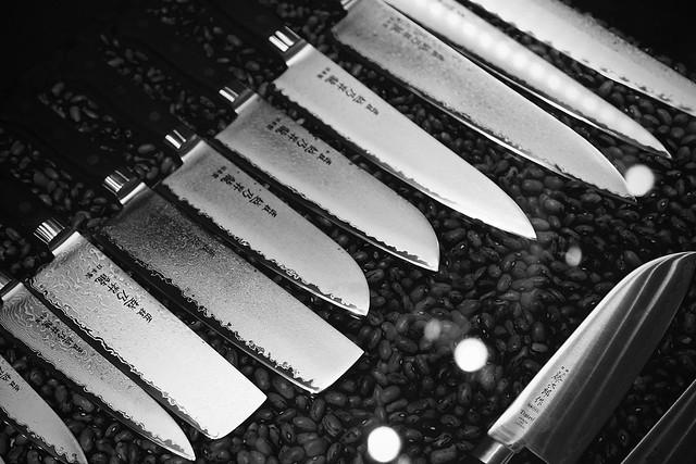 L'affûtage de couteau sur pierre ou l'art du Japanese Knife Company