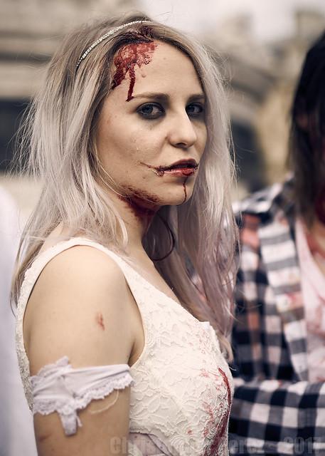 Zombie Walk ~ Paris, 2017
