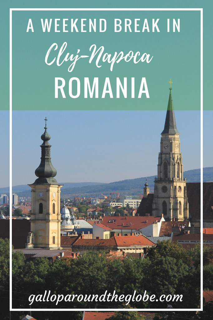 A weekend break in Cluj-Napoca, Romania