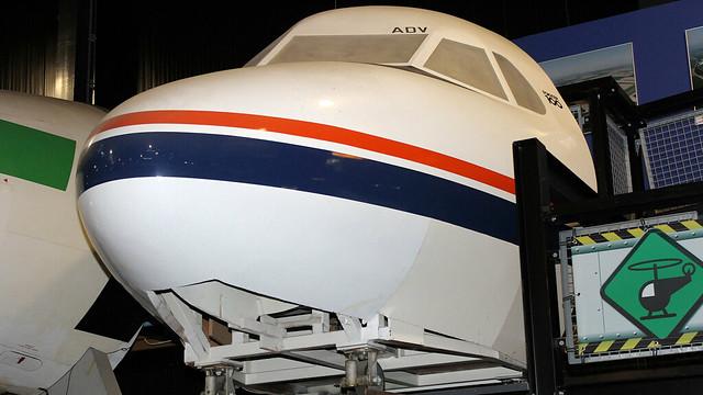 Fokker F-100 Simulator
