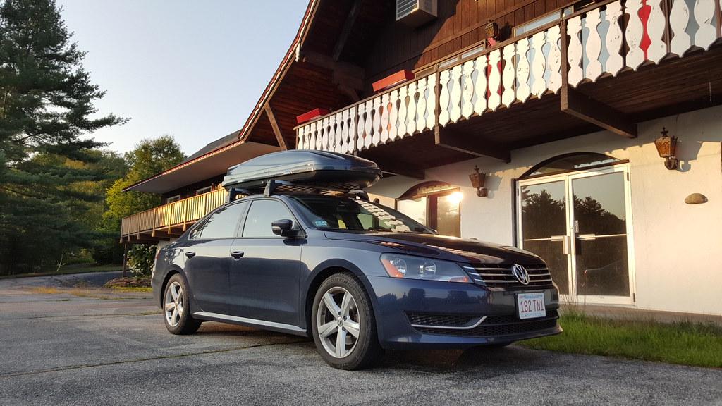 Vwvortex Com Fs Oem Roof Rack Base Carrier Bars For B6 B7 Volkswagen Passat Sedan Norton Ma
