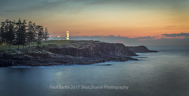 Kiama Lighthouse - South Coast - NSW