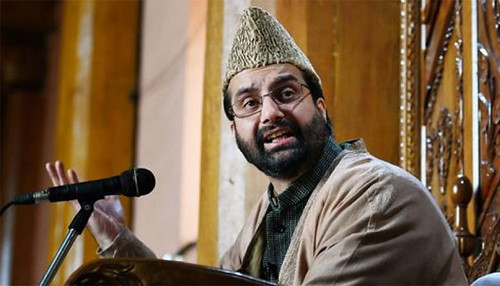 Talks for Kashmir Solution Will be Fully Supported. Mirwaiz