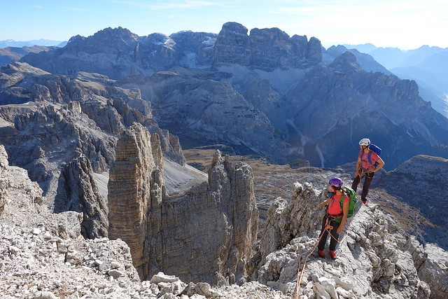 Große Zinne mit Globo Alpin