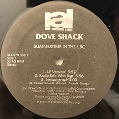 DOVE SHACK:SUMMERTIME IN THE LBC(LABEL SIDE-A)