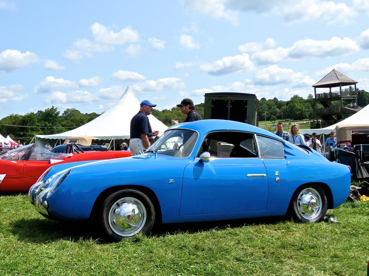 Fiat Abarth 750 GT Zagato 13